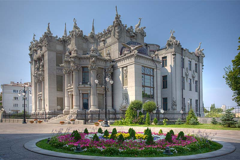 Kiev Tourist Attractions